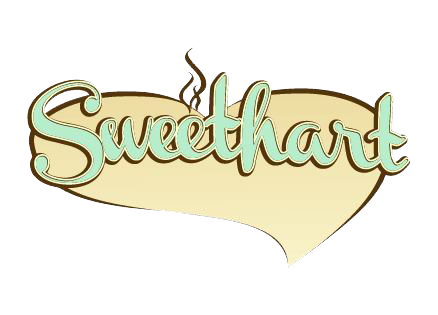 Sweetharts Bakery and Coffee Shop Bistro Blackhill, Consett Logo